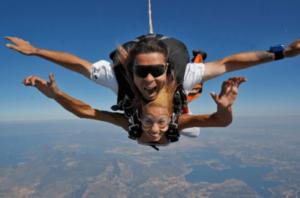 Fallschirmspringen Steiermark