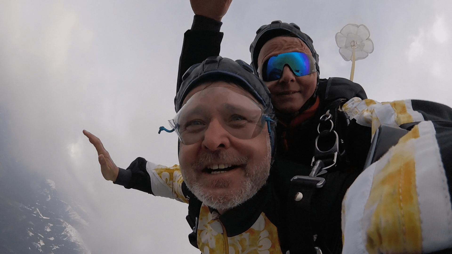 Fallschirm Tandemsprung Trieben Steiermark 294