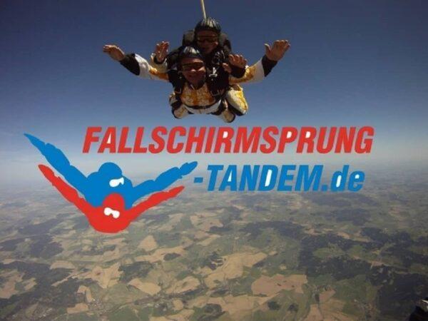 Wels - Oberösterreich Tandemsprung Geschenk
